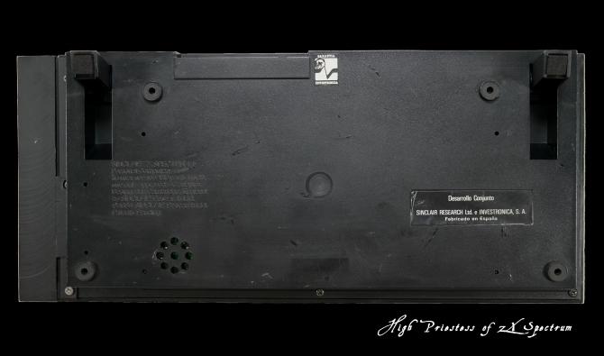 Investronica Spectrum 128