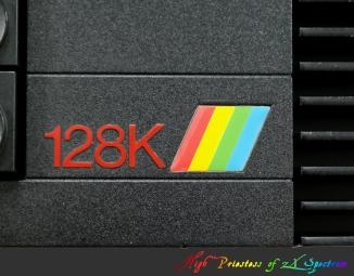 Red UK 128K Logo